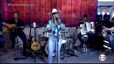 Bruna Viola 'Você Não Sabe' - Cantora lança primeiro DVD 'Melodias do Sertão'