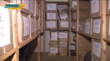 Quase quatro toneladas de maconha foram apreendidas nos últimos 10 dias em Cascavel - A polícia ainda afirma que isso é pouco, pois muitos carros que passam pelas rodovias da região não são fiscalizados.
