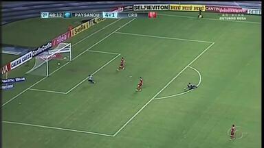 Confiante, CRB embarca para duelo com o Paysandu - Galo enfrenta o Papão neste sábado.