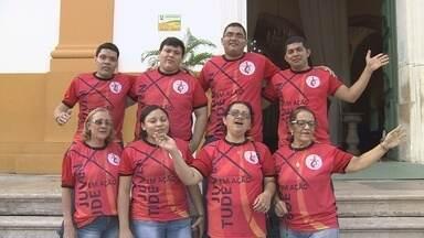 Grupo do AM se reúne para Jornada Mundial da Juventude - Amazonenses viajaram nesta quinta-feira (21) para o evento.