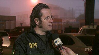 Polícia Federal reforça segurança na fronteira do Brasil com o Paraguai - As medidas de segurança foram tomadas para evitar atos de terrorismo durante a Olimpíada.