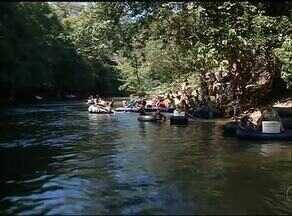 Turistas se reúnem para participar do Rally das Águas em Itacajá - Turistas se reúnem para participar do Rally das Águas em Itacajá