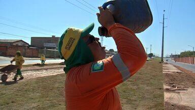 Clima seco prejudica a saúde e a hidratação é a melhor receita - Clima seco prejudica a saúde e a hidratação é a melhor receita