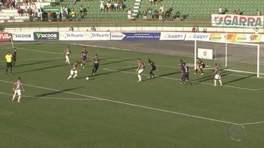 Fluminense de Feira abre vantagem sobre Sete de Dourados para jogo de volta na Série D - Fluminense de Feira abre vantagem sobre Sete de Dourados para jogo de volta na Série D