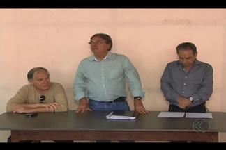 DEM lança Luiz Manoel Carvalho como candidato a prefeito de Ituiutaba - Convenção partidária foi realizada na cidade neste domingo (24). Partido ainda aguarda outras coligações para fechar lista de vereadores.