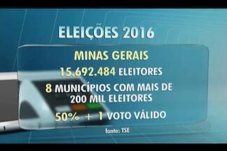 Eleitorado de cidades do Triângulo e Alto Paranaíba tem crescimento - Uberlândia conta com 478.396 eleitores, o maior colégio eleitoral da região. Cadastramento biométrico motivou interesse de jovens em tirar o título.