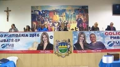 Vera Saba vai ser candidata à prefeitura pelo PMB - Convenção do partido foi neste domingo (24).