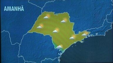 Chuva chega apenas no sul do estado de São paulo nesta terça-feira (26) - Terça-feira (26) terá uma frente fria vinda do Sul, que deve mandar chuva para o sul do estado.Mas se,ainda não vem chuva aqui para capital, podemos ter ventania, com rajadas de até 60 km por hora.