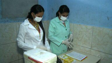 Polícia diz que 22 presos de Delmiro Gouveia estão com suspeita de contrair tuberculose - De acordo com os agentes do local, o vírus foi constatado em dois presos após um exame médico realizado no hospital da cidade.