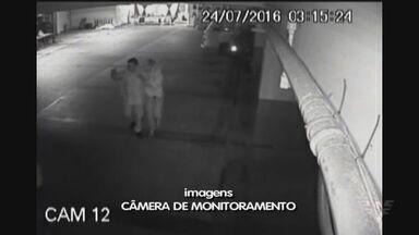 Câmara de São Vicente é alvo de criminosos durante o fim de semana - Agentes da Guarda Municipal que estavam de vigia foram rendidos pelo grupo.