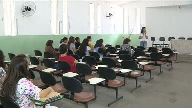 Professores de creches em CG recebem orientações para lidar com crianças com microcefalia - A creche escolar é um dos espaços que ajudam no desenvolvimento das crianças.