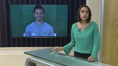 CAD tem novidade para o restante da temporada - O novo contratado do futsal de Guarapuava é o fixo Cristian. Ele jogava em Santa Catarina.