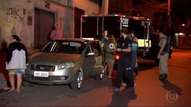 Durante briga, homem mata companheiro da ex-mulher em Belo Horizonte - Confusão foi na noite desta quarta-feira (28) no bairro Jaqueline.