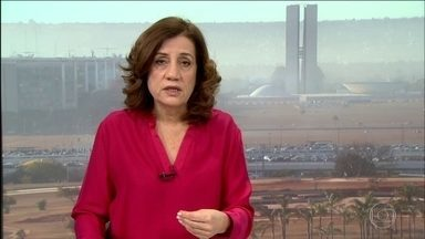 """Miriam Leitão comenta efeitos da alta dos alimentos em outros preços - """"A inflação de alimentos deve terminar em 11,3%, ou seja, em 2 dígitos acima dos 10%"""", explica a comentarista de economia Miriam Leitão."""