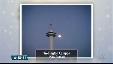Telespectadores do Bom Dia Paraíba enviam fotos do amanhecer - Fotos mostram o amanhecer em diversas cidades do estado.