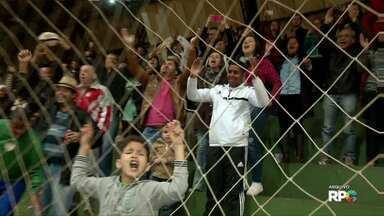 Final do campeonato de futsal 2016 promete espetáculo para o público em Foz - Final será no ginásio Costa Cavalcanti entre Patoeste / Impercon e Pousada Cataratas / Padaria do Xiru. A entrada é de graça às 20h15.