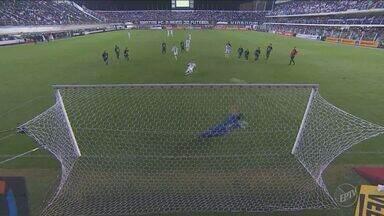 Santos vence a equipe do Gama por 3 a 0 pela Copa do Brasil - A partida ocorreu na última quarta-feira (27) no Estádio Urbano Caldeira.