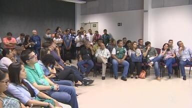 Rede Amazônica se prepara para cobertura dos jogos olímpicos - Equipe de jornalismo conta com profissionais de vários estados.