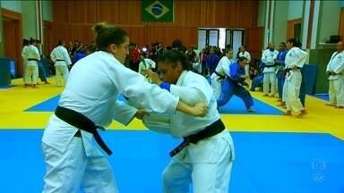 Seleção Brasileira de Judô se prepara para os Jogos Olímpicos do Rio em Mangaratiba - Brasil subiu ao pódio nos últimos oito Jogos Olímpicos seguidos.