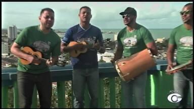 Projeto Samba dos Amigos homenageia grandes sambistas - O idealizador do Grupo Samba dos Amigos, Genilton José fala sobre o projeto.