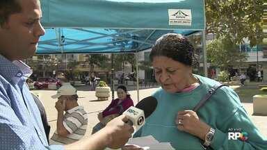 """Telespectadores do ParanáTV procuram por parentes e amigos desaparecidos - O quadro """"Desaparecidos"""" ajuda a encontrar pessoas procuradas por famílias da cidade e região. Veja se você conhece alguém e ajude neste serviço."""