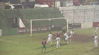 Portuguesa Santista vence Tanabi e segue invicta - Resultado da partida foi 2 a 0.