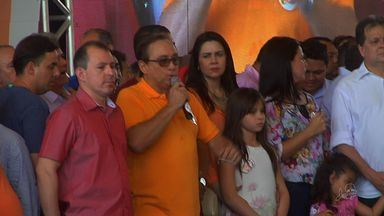 PHS lança candidatura de Tin Gomes à Prefeitura de Fortaleza - PHS lança candidatura de Tin Gomes à Prefeitura de Fortaleza