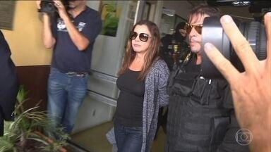 Sérgio Moro manda soltar Mônica Moura após cinco meses - O juiz mandou soltar Mônica Moura, a mulher e sócia do ex-marqueteiro do PT, João Santana. O casal está preso há cinco meses.