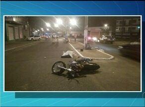 Homem morre após se envolver em acidente de trânsito em Araguaína - Homem morre após se envolver em acidente de trânsito em Araguaína