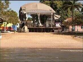 Confira o encerramento da temporada de praia em Lagoa da Confusão - Confira o encerramento da temporada de praia em Lagoa da Confusão