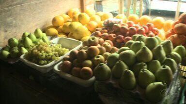 Aprenda como realizar a limpeza de frutas e verduras corretamente - Procedimento é importante para evitar contaminações.