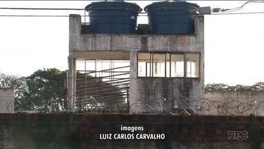 Segunda fuga de presos em 15 dias é registrada em cadeia de Cianorte - No total, 10 presos estão foragidos.