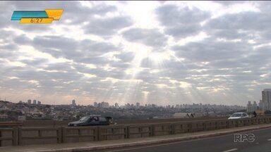 Índice de umidade do ar está muito baixo no norte do estado - Nos últimos 50 dias só choveu duas vezes em Londrina.