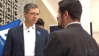 PSD lança Délio Malheiros como candidato à Prefeitura de Belo Horizonte - A convenção foi realizada nesta quinta-feira, na capital. Délio Malheiros é o vice-prefeito de Belo Horizonte.