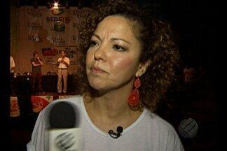 Rede lança Ursula Vidal como candidata à Prefeitura de Belém - Rede lança Ursula Vidal como candidata à Prefeitura de Belém