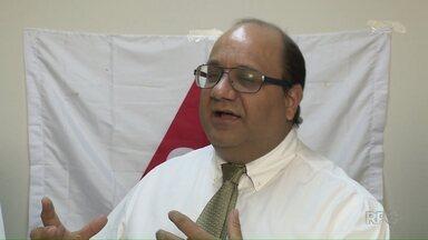 Luciano Odebrecht é candidato a prefeito de Londrina pelo PMN - A candidatura do advogado e professor universitário foi confirmada na convenção municipal do PMN ontem à noite.