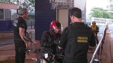 Polícias do Brasil, Paraguai e Argentina se unem na fiscalização da fronteira - É a Operação Fronteira Olímpica. As ações serão desenvolvidas durante os Jogos Olímpicos no Brasil.