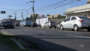 Avenida Carneiro de Mendonça passa a ter trecho com sentido único - Confira as mudanças no trânsito.