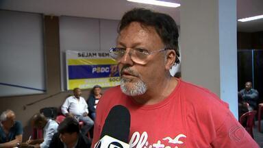 PSDC lança candidatos à Câmara de Vereadores em Juiz de Fora - Legenda terá nove homens e cinco mulheres na disputa para o Legislativo.Partido espera anunciar mais coligações até o fim da semana.