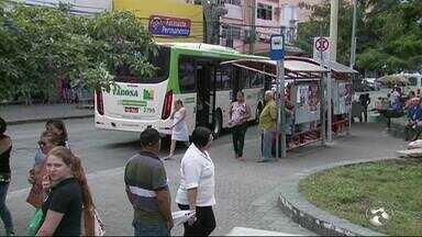 Destra muda trânsito no Centro de Caruaru - Testes vão avaliar mobilidade na área central do município.
