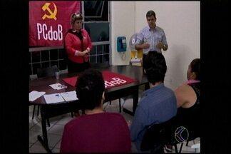 PCdoB define candidatos a vereador em Divinópolis - Partido também anunciou apoio à candidatura de Marquinho Clementino. Convenção ocorreu nesta quarta-feira (3).