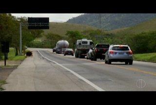 BR-101 deve registrar aumento de veículos na rodovia por causa da Olimpíada - Juliana Martarello fala, ao vivo, da expectativa.