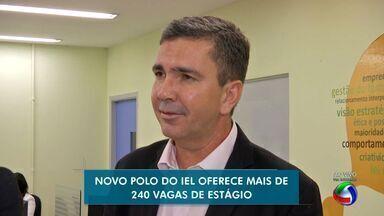 IEL abre posto de atendimento para estágio no bairro do Porto, em Cuiabá - IEL abre posto de atendimento para estágio no bairro do Porto, em Cuiabá