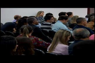 PEN lança candidatos para o cargo de vereador em Divinópolis - Convenção foi realizada nesta quinta-feira (4).Partido apoiará Marquinho Clementino (PROS), candidato a prefeito.