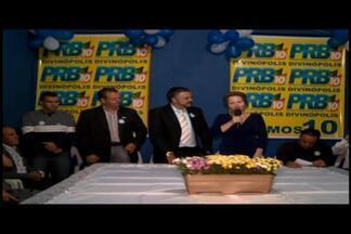 PRB anuncia candidatos a vereador em Divinópolis - Convenção foi realizada nesta quinta-feira (4). Partido vai apoiar candidatura de Marquinho Clementino (PROS).