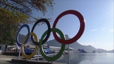Confira as belas imagens do dia nos Jogos do Rio - Confira as belas imagens do dia nos Jogos do Rio