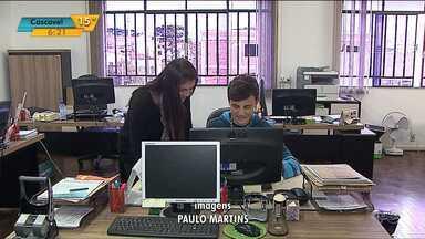 Programa Jovem Aprendiz dá oportunidade para quem não tem idade para ser contratado - Em Ponta Grossa, mais de 600 adolescentes estão no mercado de trabalho.