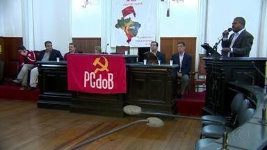 PC do B anuncia candidatos a vereador em Juiz de Fora - Legenda terá 29 candidatos concorrendo a uma das vagas no Legislativo.Partido também definiu apoio à candidatura de Margarida Salomão.