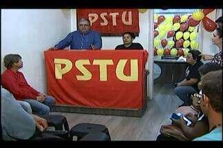 PSTU lança Simea Freitas como candidata à Prefeitura de Uberaba - O vice-candidato da chapa será Eustáquio Reis, do PSOL. Partido lançou apenas um candidato a vereador.