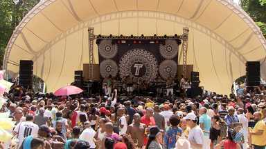 Domingo de música tem shows de Tatau e Harmonia do Samba em Salvador - Veja como foram as festas pela cidade.